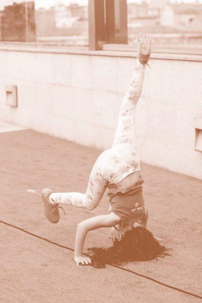 Desplegándose - Talleres de movimiento, expresión y juego - Gijón