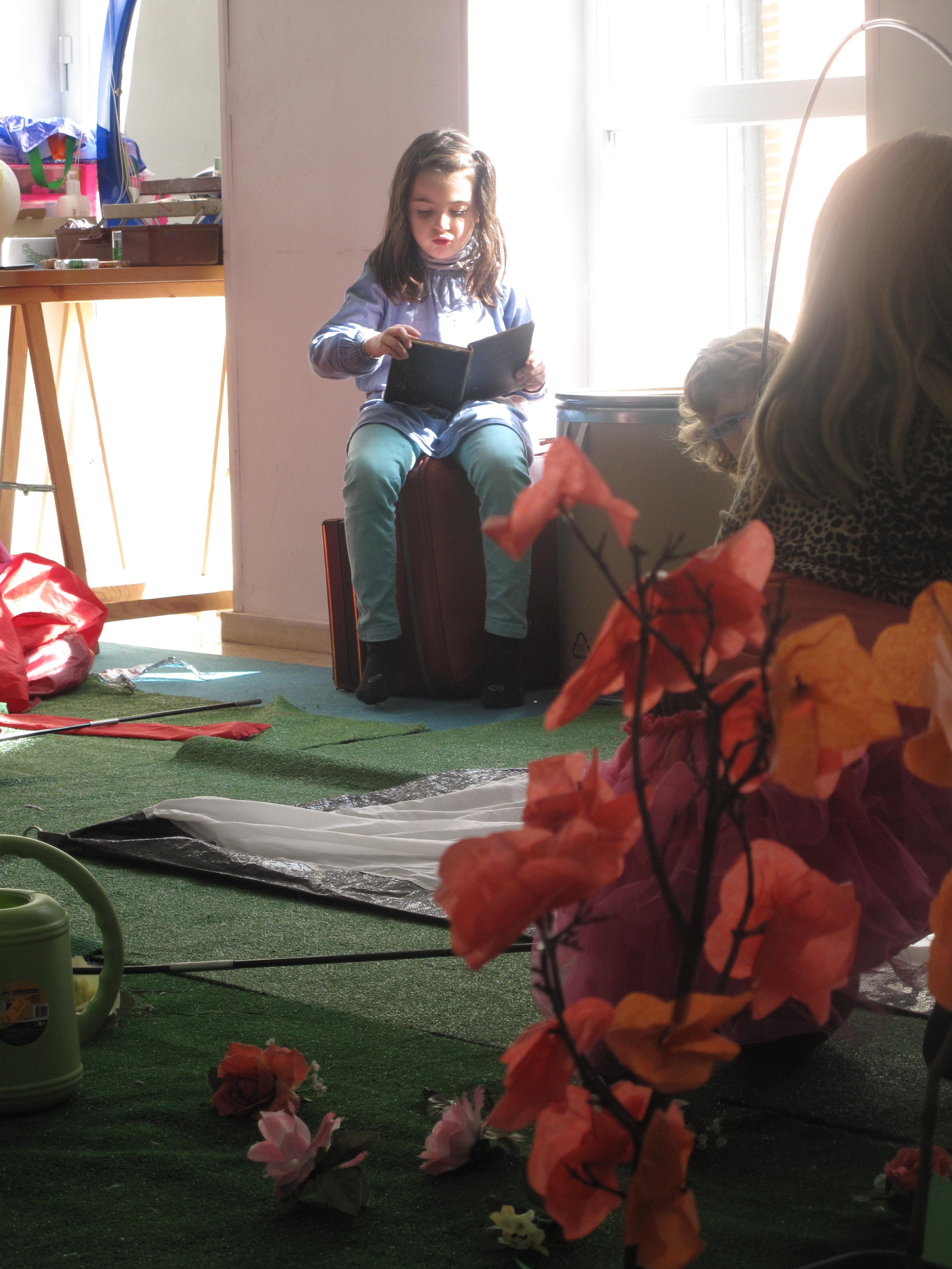 El Recreo, espacio de Juego y Expresión para niñas y niños de 4 a 7 años